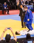 M-90kg 1. Vorrunde: ODENTHAL, Marc (GER) - SHIMOWADA, Shohei (JPN) 000 / 100 [2:12
