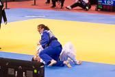 W-78kg 1. Vorrunde: PRYSHCHEPA, Maryna (UKR) - TILLMANNS, Julia (GER) 000 / 100 [0:57]