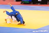 M-81kg 2. Vorrunde: CONRAD, Hannes (GER) - JERMAN, Gasper (SLO) 001 / 000 [5:00]
