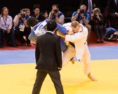 M-100kg 2. Vorrunde: PETERS, Dimitri (GER) - ONO, Takashi (JPN) 000 / 011 [5:00]
