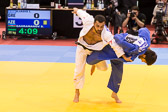 M-90kg 2. Vorrunde: ILIADIS, Ilias (GRE) - GAHRAMANOV, Shahin (AZE) 100 / 000 [1:19] Video zum Kampf gibt es unter http://www.youtube.com/watch?v=oDgSN3vCf_w