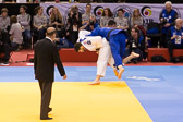 M-100kg 2. Runde: MARET, Cyrille (FRA) - PFEIFFER, Dino 010 / 000 [5:00]