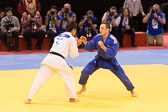 M-81kg 3. Runde: MUENNICH, Benjamin (GER) - KIM, Jae-Bum 001 / 000 [5:00] Harter Gegner für Benjamin, Kim ist Weltmeister 2011 und Goldmedaillengewinner von London.