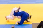 W-70 kg 2. Runde: KIM, Seongyeon (KOR) - MARZOK, Iljana (GER) 011 / 000 [5:00] Yuko