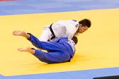 M-81kg 3. Runde: MUENNICH, Benjamin (GER) - KIM, Jae-Bum 001 / 000 [5:00]