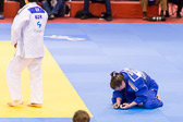 W-70 kg 2. Runde: KIM, Seongyeon (KOR) - MARZOK, Iljana (GER) 011 / 000 [5:00]