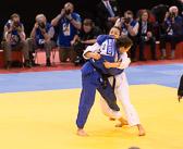 W-70kg 4. Vorrunde: ROBRA, Juliane (SUI) - VARGAS KOCH, Laura (GER) 000 / 100 [1:04]