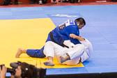 M+100 kg Finale: OKRUASHVILI, Adam (GEO) - MOMOSE, Masaru (JPN): 000 / 100 [4:04]