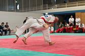 5. Kampf.  (Stand 2-2),  Marcel Dudyka - Arno Engling -73 kg: