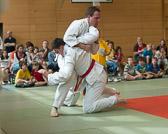 2. Kampf.  (Stand 1-0),  Sven Gottwald -100 kg: