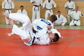 4. Kampf.  (Stand 2-1),  Mirco Dudyka -60 kg: