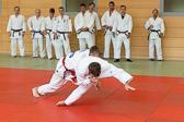 6. Kampf.  (Stand 2-3),  Marcel Dudyka -73 kg:
