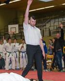 Finalbegegnung zwischen Kim Chi Wiesbaden und dem JC Rüsselsheim.