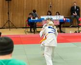 Jennifer Schmidt gewinnt ihre beiden Kämpfe souverän und sicherte sich die Goldmedaille.