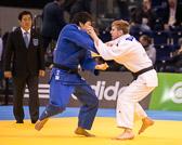 Vorrunde 1 -81kg: Dominic Ressel (GER) - Tomohiro Kawakami (JPN):