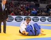 Vorrundenkampf -81 kg: Alexander Wieczerzak (GER) - Jose Arroyo (PER):