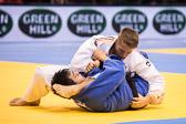 Vorrundenkampf -81 kg: Alexander Wieczerzak (GER) - Jose Arroyo (PER): Osae-komi