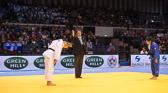 Vorrundenkampf -63 kg: Martyna Trajdos (GER) - Meerim Momunova (KGZ): Vorzeitiger Sieg für Martyna