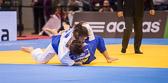Vorrundenkampf -70 kg: Heide Wollert (GER) - Franciska Szabo (Hun):