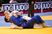 Vorrundenkampf -81 kg: Sven Maresch (GER) - Srdjan Mrvaljevic (MNE):