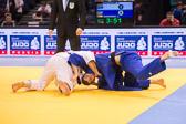 Vorrundenkampf -73 kg: Soshin Katsumi (GER) - Javier Ramirez (ESP):