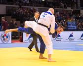 2. Vorrundenkampf -81 kg: Vitalii Dudchyk (UKR) - Alexander Wieczerzak (GER:
