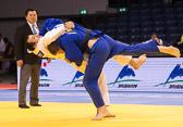Vorrunde 1 -100kg: Nodar Metreveli (GEO) - Dino Pfeiffer (GER): Gewinnt seine ersten beiden Kämpfe scheidet dann aber leider im Viertelfinale aus.