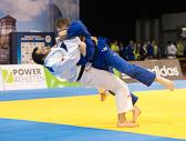 Vorrunde 1 -100kg: Nodar Metreveli (GEO) - Dino Pfeiffer (GER):