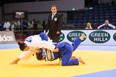 Vorrunde 1 +78kg: Ksenia Chibisova (RUS) - Carolin Weiss (GER):