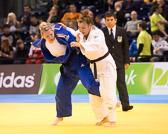 Vorrunde 1 -78kg: Anar Seitimova (KAZ) - Kerstin Thiele (GER):