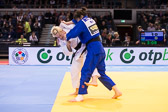 Vorrunde 1 -78kg: Maike Ziech (GER) - Zarina Raifova (KAZ):