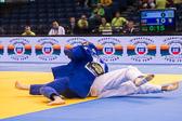 Vorrunde 2 -100kg: Jose Armenteros(CUB) - Dino Pfeiffer (GER): Ippon für Dino und somit Einzug ins Viertelfinale.