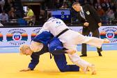 Vorrunde 2 -78kg: Abigel Joo (HUN) - Maike Ziech (GER):
