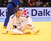 Vorrunde 2 -78kg: Abigel Joo (HUN) - Maike Ziech (GER): Maike steht somit im Viertel-Finale