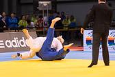 2. Vorrundenkampf +78 kg: Jasmin Külbs (GER) - Javzmaa Odkhuu(MGL): Nach einem Freilos in der ersten Runde siegt Jasmin vorzeitig.