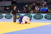 2. Vorrundenkampf -100 kg: Karl-Richard Frey (GER) - Ivan Remarenco (UAE): Ippon für Karl-Richard und damit Einzug ins Halbfinale.