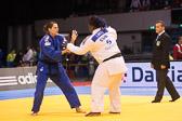 Viertelfinale +78kg: Idalys Ortiz (CUB) - Franziska Konitz (GER): Franziska gewinnt und zieht ins Halbfinale ein.