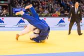 Viertelfinale -90kg: Ilias Iliadis (GRE) - Ciril Großklaus (SUI):