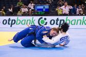 Viertelfinale + 78 kg Lucia Polavder (SLO) - Carolin Weiss (GER):
