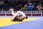 Trostrunde -100 kg: Dino Pfeiffer (GER) - Rafael Buzacarini (BRA):