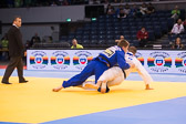 Halbfinale -100 kg: Karl-Richard Frey (GER) - Maxim Rakov (KAZ):