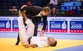 Halbfinale -100 kg: Karl-Richard Frey (GER) - Maxim Rakov (KAZ): Frey verliert das Halbfinale.