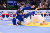 Trostrunde +100 kg: Adam Okruashvili (GEO) - Andre Breitbarth (GER):