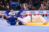 Trostrunde +100 kg: Adam Okruashvili (GEO) - Andre Breitbarth (GER): Andre verliert den Kampf.