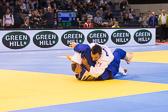Halbfinale -90 kg: Ilias Iliadis (GRE) - Romain Buffet (FRA):