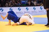 Halbfinale -90 kg: Ilias Iliadis (GRE) - Romain Buffet (FRA): Osae-Komi