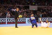 Halbfinale -78 kg: Madeleine Malonga (FRA) - Luise Malzahn (GER): Luise wirft die Französin mit einem perfekten O-soto-gari und qualifiziert sich damit fürs Finale.