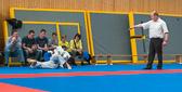 4. Kampf.  (Stand 2-1) Christopher Wecht -81 kg: Osae-komi