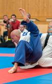 5. Kampf.  (Stand 3-1) Julian Meixner -73kg: Klarer Ippon für den Tai-otoshi. Damit nur noch 3-2 Führung.