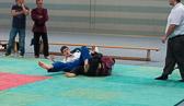 6. Kampf.  (Stand 2-3) Florian Siegler -90 kg: